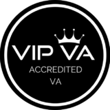 VIP VA Accredited VA Badge