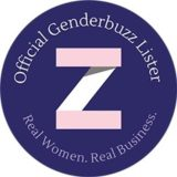 Genderbuzz logo for website