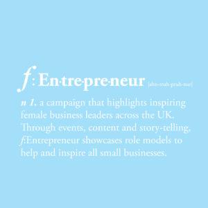f entrepreneur Logo 3