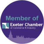 Member of Exeter Chamber of Commerce & Industry