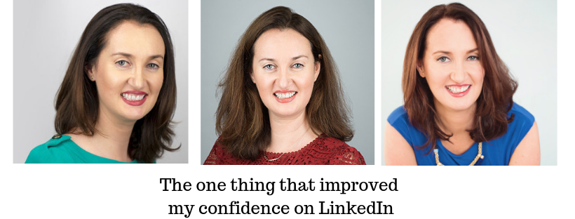 The one thing that improved my confidence on LinkedIn