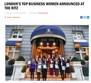 Business Leader Top Business Women