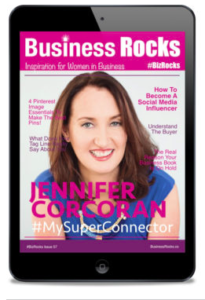 Jennifer Corcoran My Super Connector Biz Rocks Magazine
