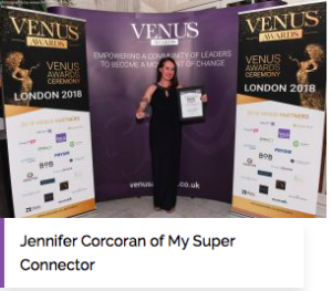 Start Up Croydon Jennifer Corcoran