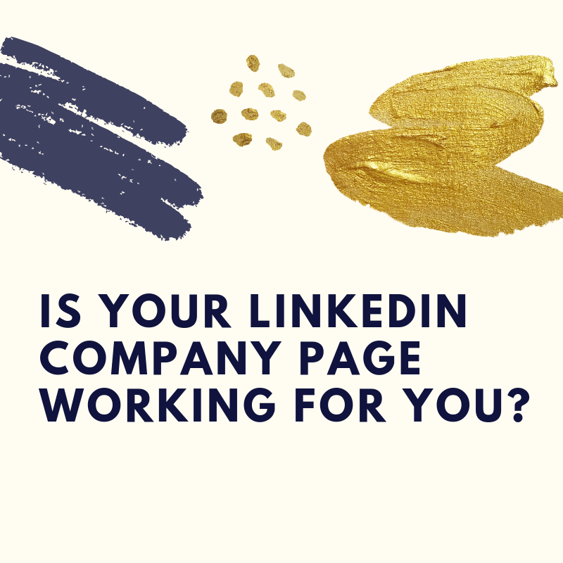 Is Your LinkedIn Company Blog working for you?