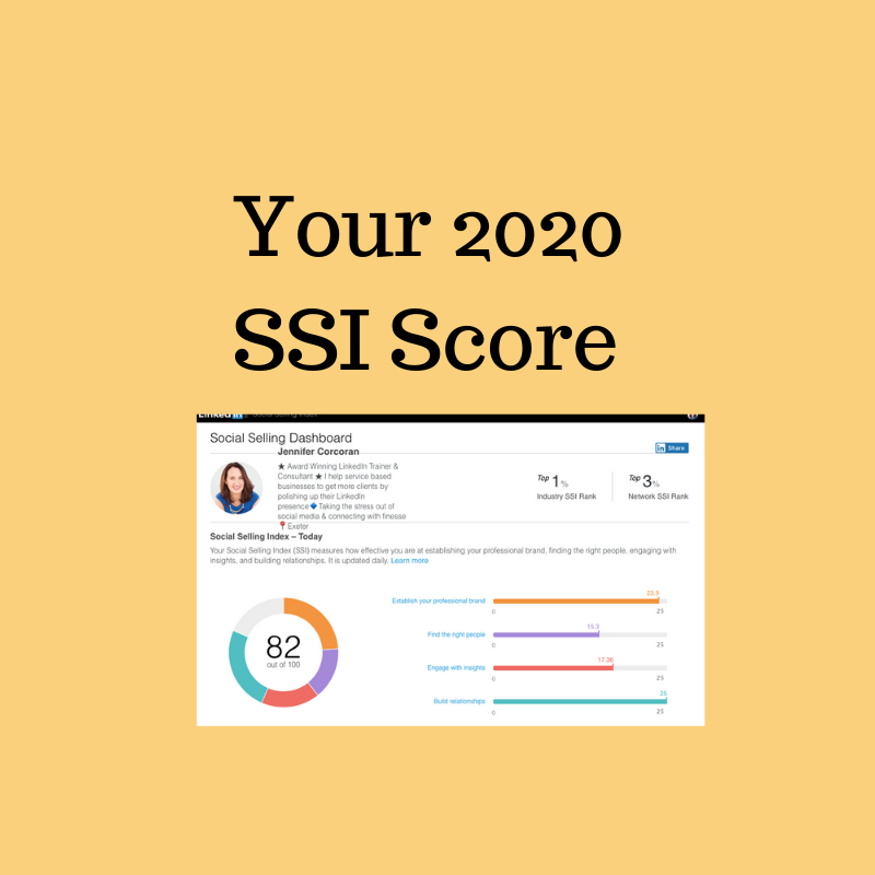 SSI Score in 2020