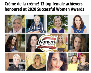 13 Top Female Achievers Honoured at 2020 Successful Women Awards