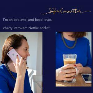 Jennifer Corcoran My Super Connector