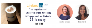 The importance of employee engagement and advocacy on LinkedIn