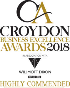 Croydon Awards 2018 Logo Highly Commended