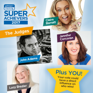 Judge for Super Achievers 2017