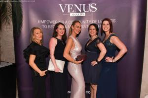 Venus Awards London 2018 Finalists at The Waldorf